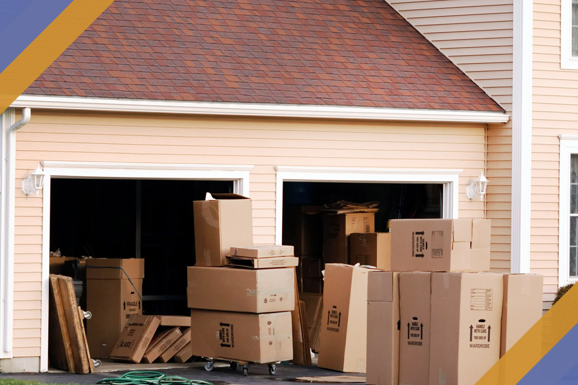 Things To Know If You're Packing Up Your Garage
